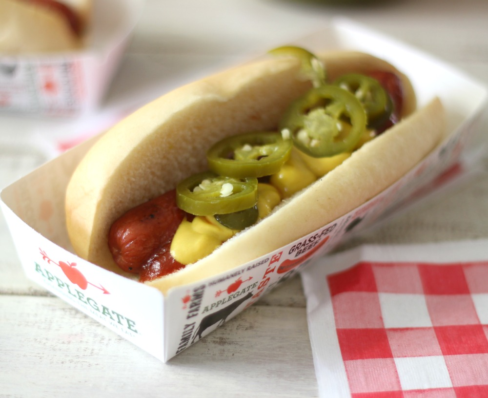 Wienervention - Applegate All Natural Hot Dogs