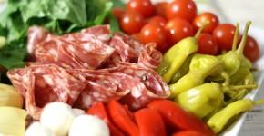Antipasto Salad #hometailgating