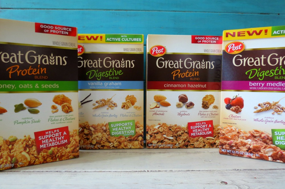 Great Grains Cereal