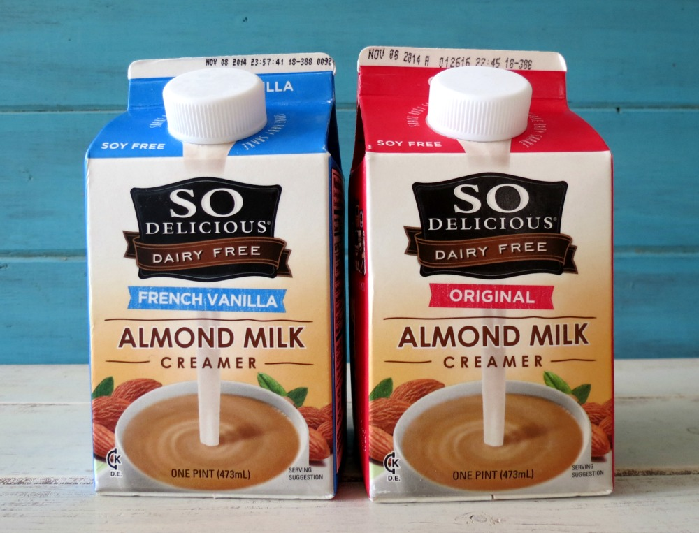 So Delicious Almond Milk Coffee Creamer