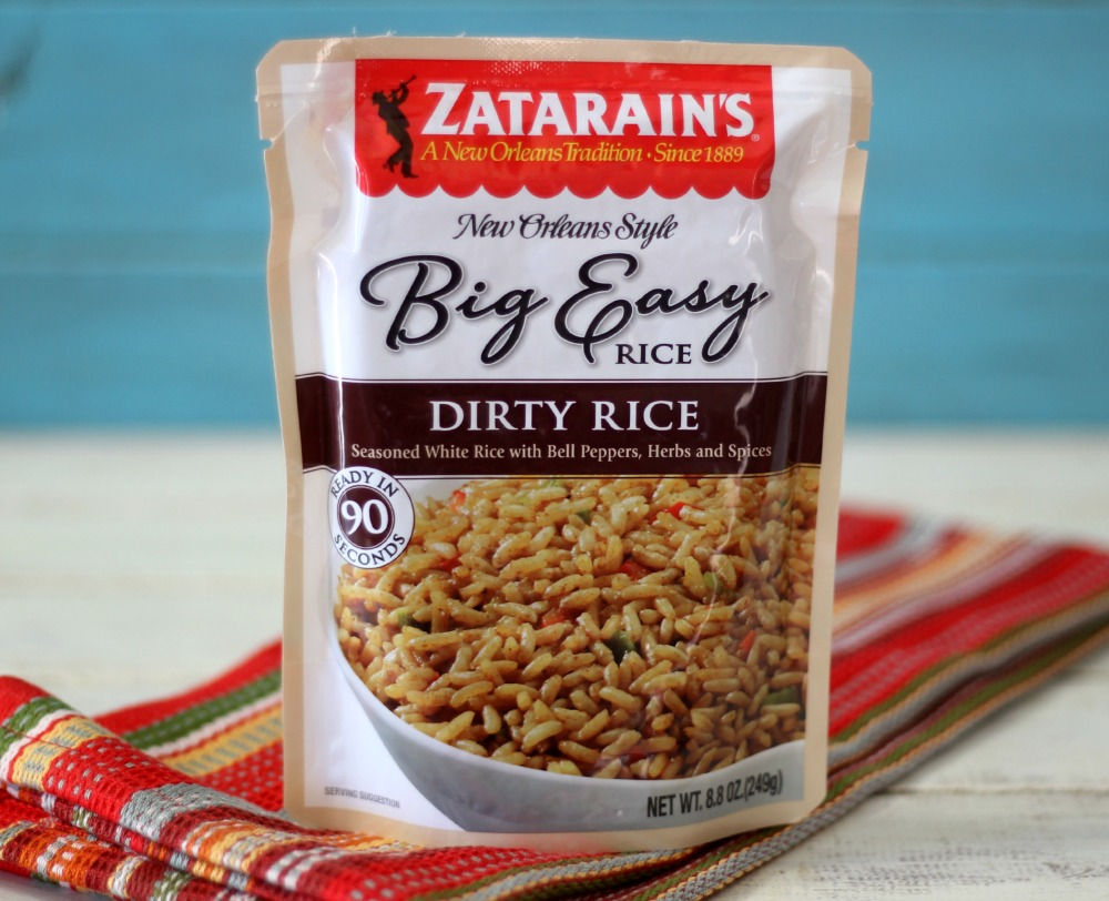 Zatarains Dirty Rice