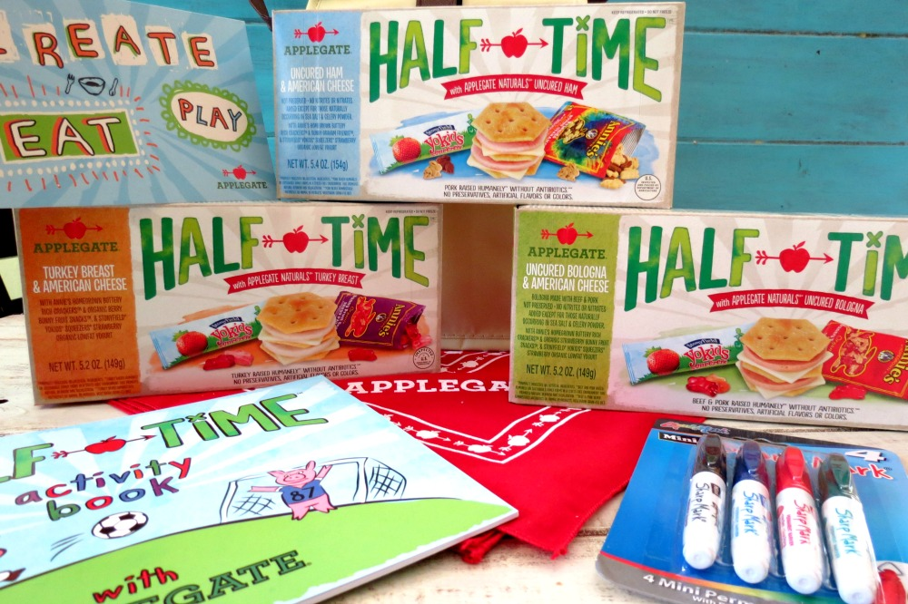 Applegate Half Time Lunch Pack