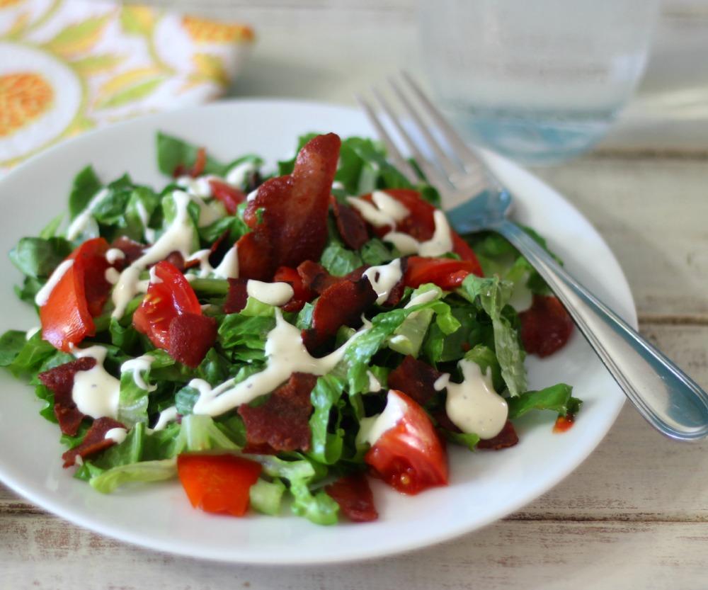 BLT Salad