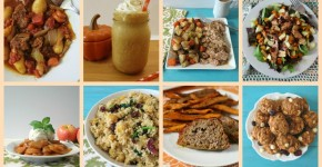 Healthy Fall Recipes .