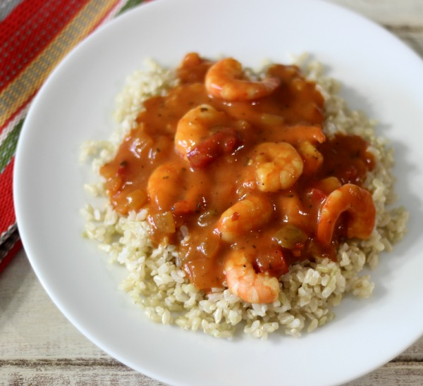 Louisiana Creole with Brown Rice #PanWithAPlan  #ImagineNation #ad