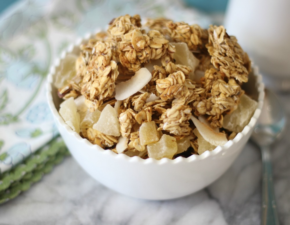 The Perfect Granola