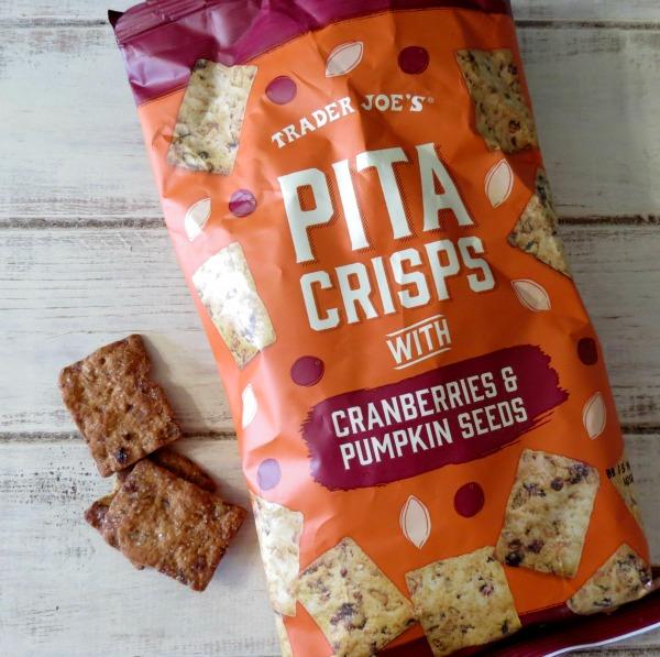 Trader Joe's Pita Crisps