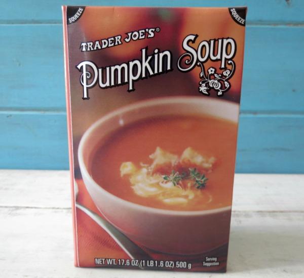 Trader Joes Pumpkin Soup