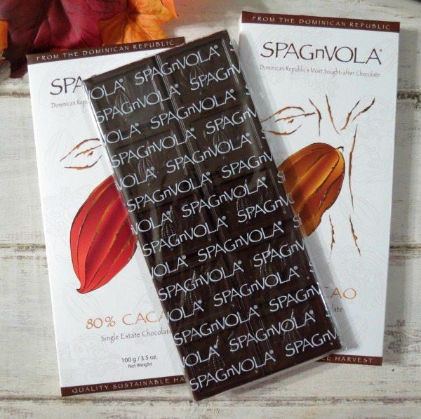 SPAGnVOLA Chocoltier Dark Chocolate Bar