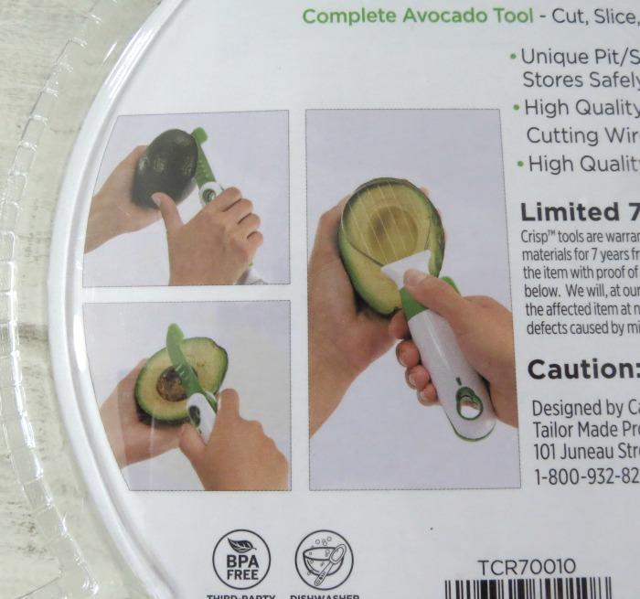 Crisp Cooking Avocado Tool #createwithcrisp