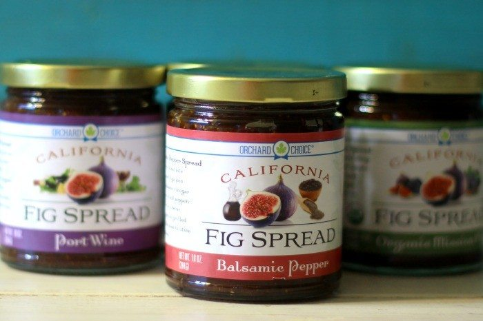 Orchard Choice California Fig Spread  #ValleyFig