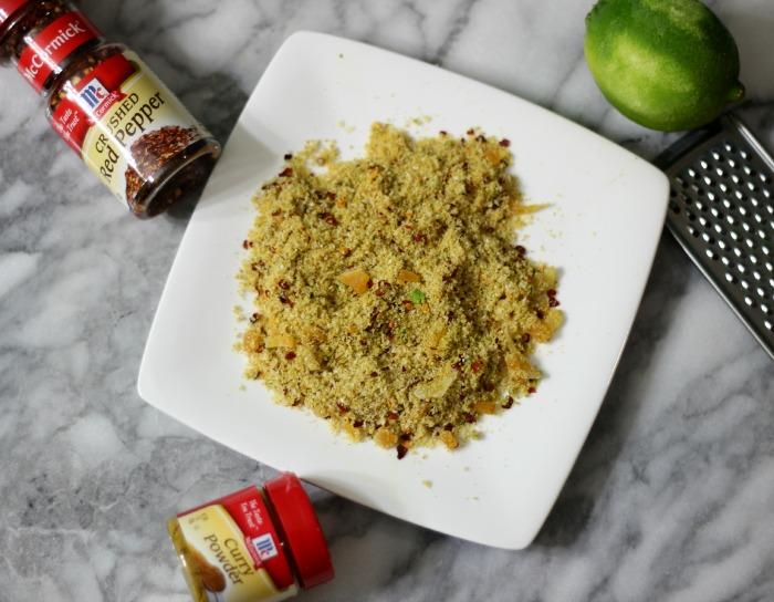 Mango Curry Lime Salt Recipe #FlavorForecast