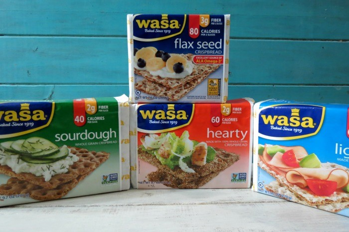 Wasa Crispbread #appetiteforlife