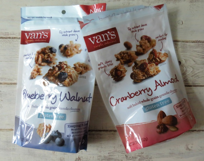 Vans Gluten Free Granola