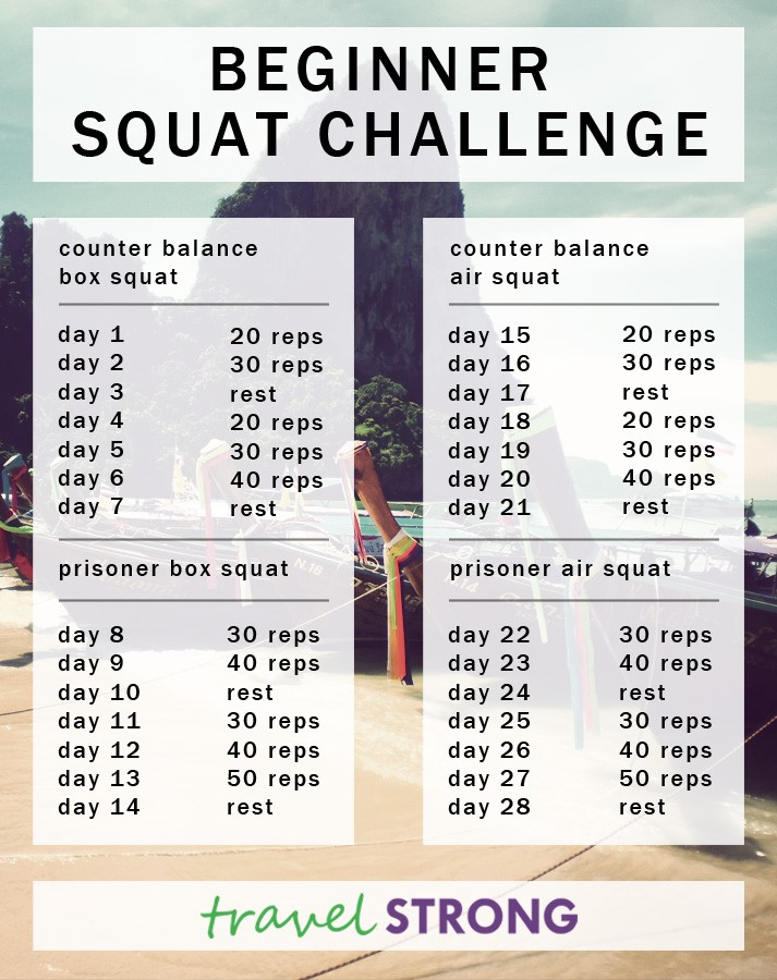beginner-squat-challenge