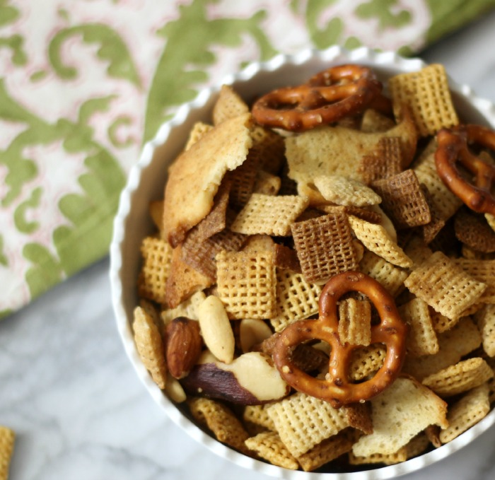 Classic Chex Party Mix #SundaySupper