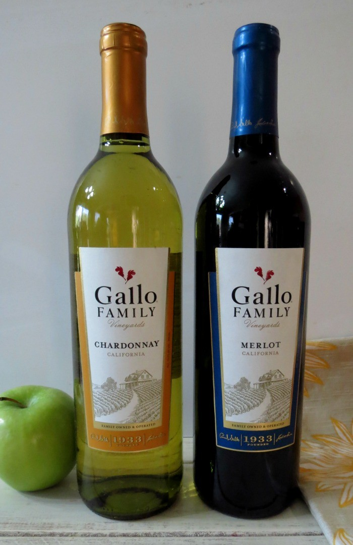 Gallo Family Vineyards #SundaySupper