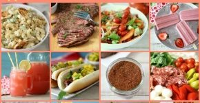 44 Amazing Low Calorie Memorial Day Recipes