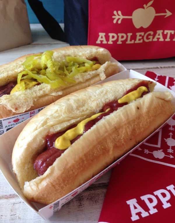 AppleGate All Natural Hot Dogs Giveaway
