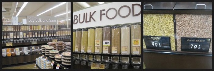 Bulk Food Section Smart & Final Extra #ChooseSmart