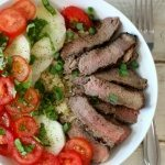 Steak & Quinoa Protein Bowl