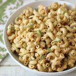 Lightened Up Chipotle Macaroni Salad