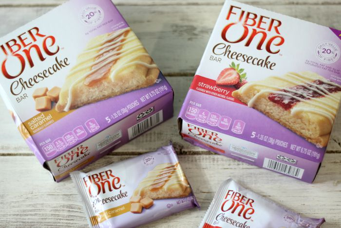 Fiber One Cheesecake Bars #CheesecakeInstincts #FiberOne #Cheesecake