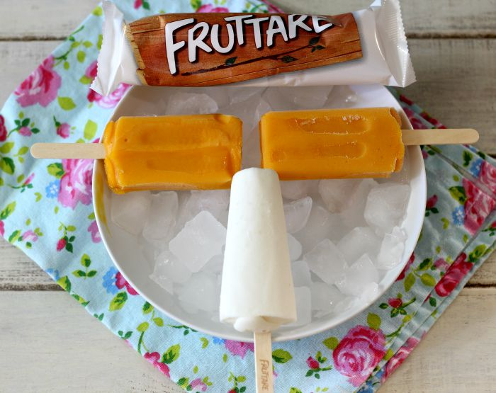 Fruttare Frozen Fruit Bars