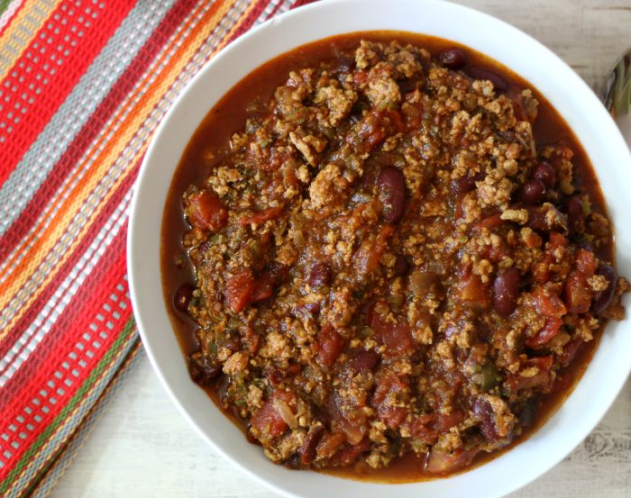 Spicy Turkey Chili TasteOrganicTurkey TurkeyTuesday Ad @FosterFarms