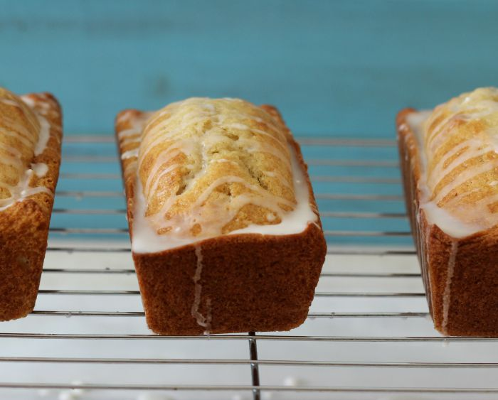 Vanilla Yogurt Bread