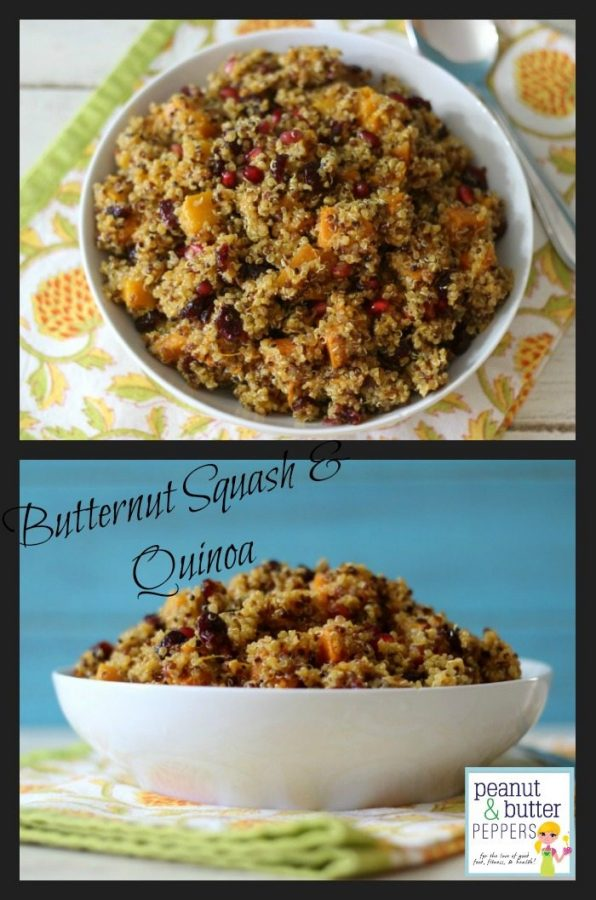Butternut Squash and Quinoa
