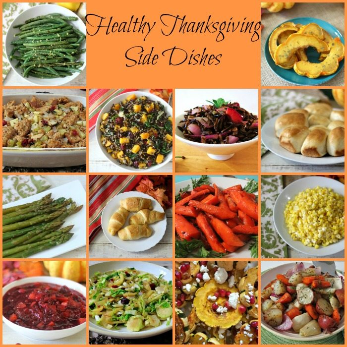 Healthy Thanksgiving Side Dishes