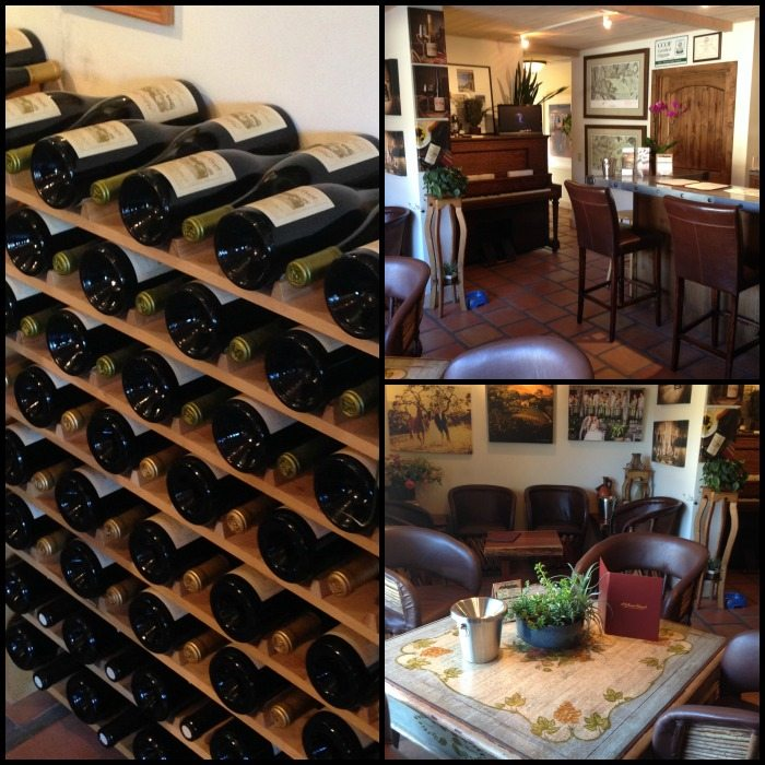 Holman Ranch Wine Tasting