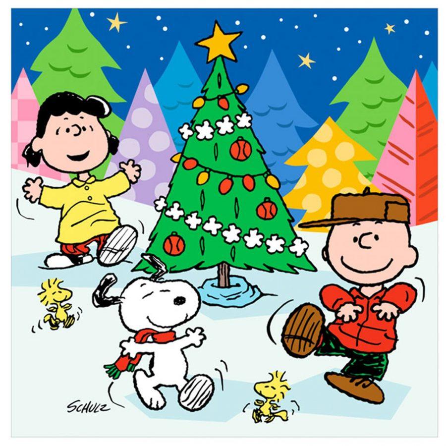 Peanuts-Snoopy-Christmas
