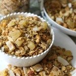 Coconut Lime Granola