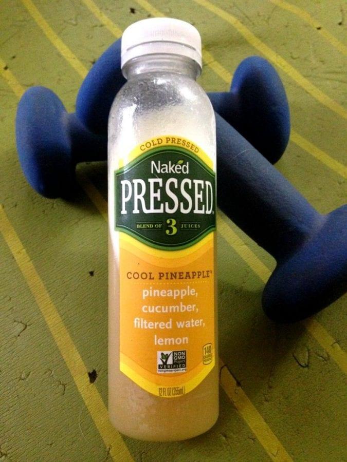 Naked Juice Cold Pressed Juice
