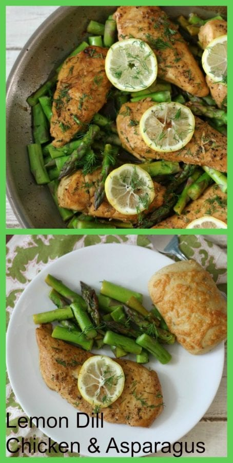 This Dish Is So Delicious, So Easy To Make And Is 100% Healthy The Chicken  Is Juicy, Tender And Has A Wonderful Lemon Flavor The Asparagus Is Cooked