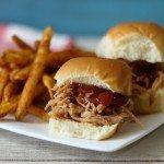 BBQ Pork Sliders (Crockpot)