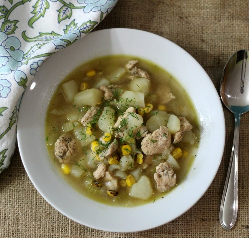 Chicken and Potato Soup