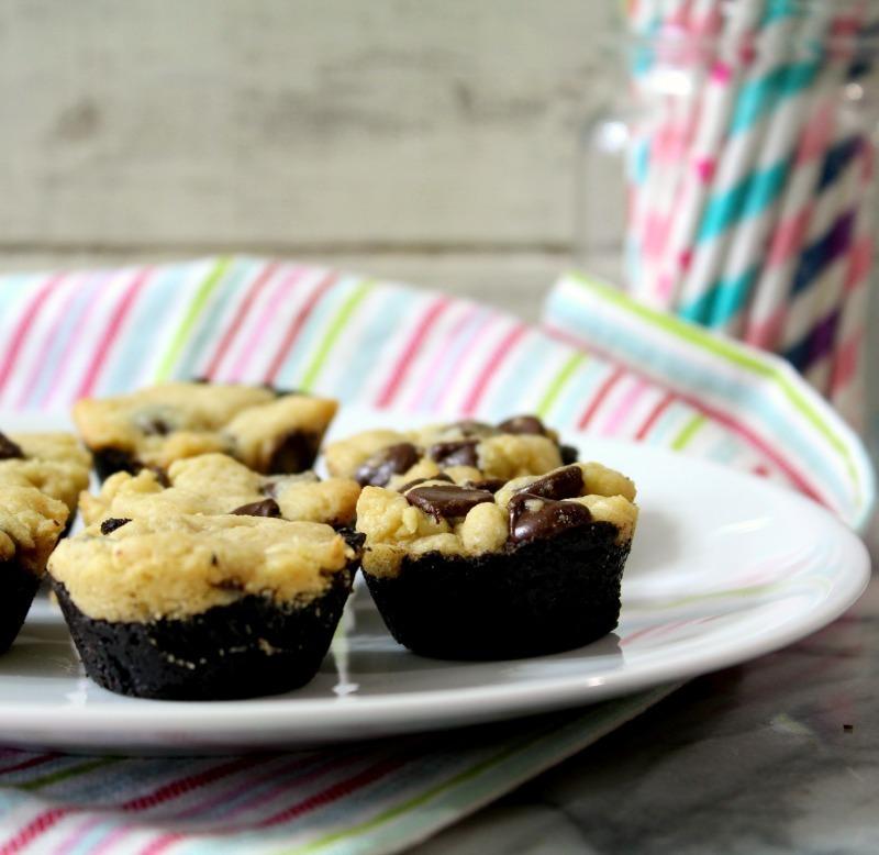 Brookies Brownie Cookie